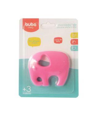 Buba Baby Mordedor Bb 09797 Cor Rosa