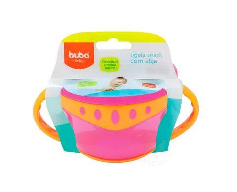 Buba Baby Tigela 6180 Cor Pink