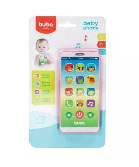 Buba Baby Acessorio 6842 Cor Rosa
