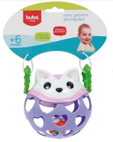 Buba Baby Chocalho 7574 Cor Branco