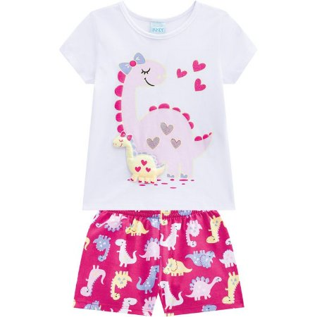 Kyly Conjunto Infantil Feminino 110329