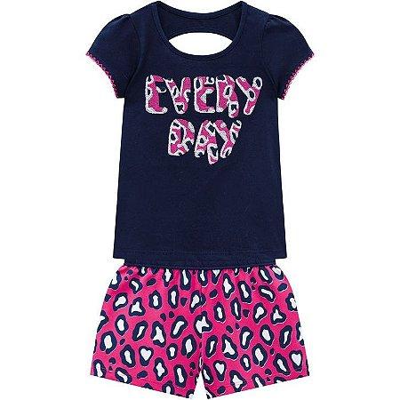 Kyly Conjunto Infantil Feminino 110229