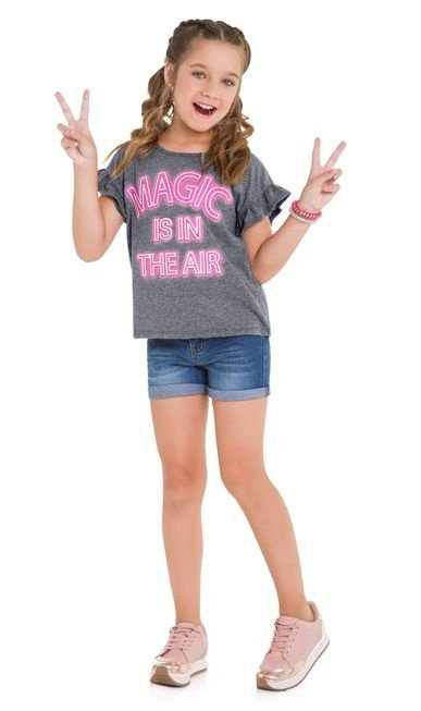 Kyly Blusa Infantil Feminina 109.665