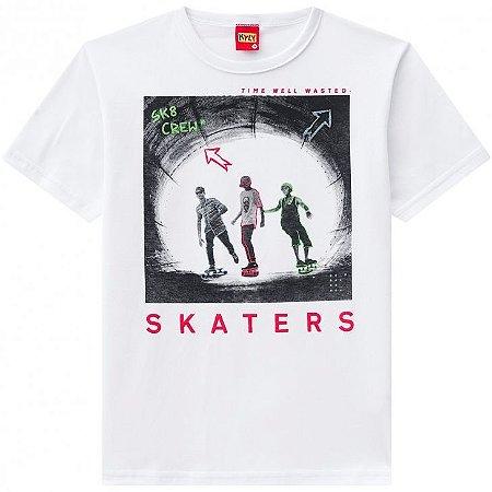 Kyly Camiseta Manga Curta Infantil Masculina 109.747
