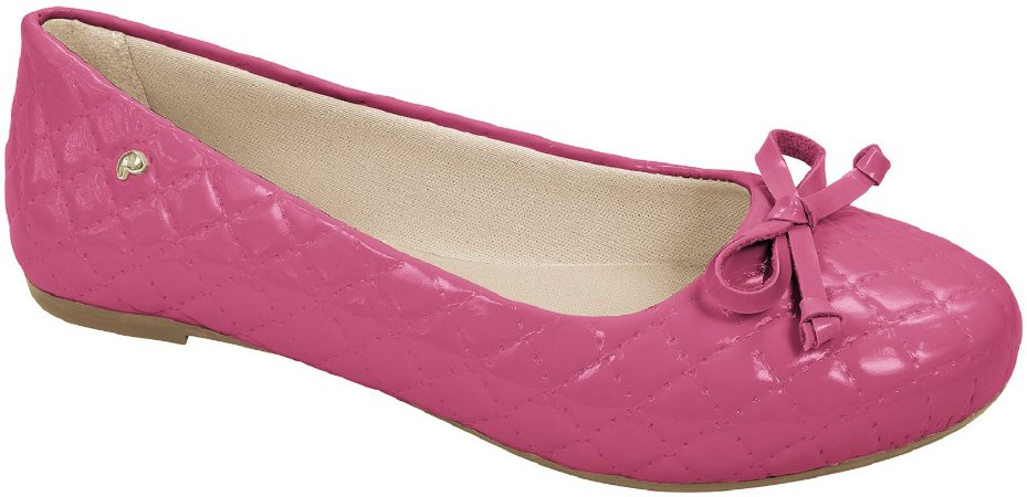 Pampili Sapatilha Infantil Feminina 512.008 Cor Pink