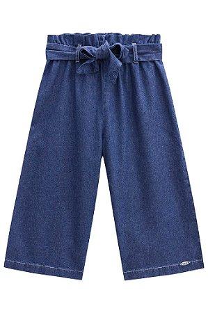Vic&Vicky Calça Jeans Infantil Feminina 40104 Cor Jeans