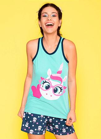 Puket Pijama 030602041  Agua
