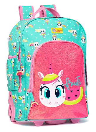 Puket Mochila Escolar 050401877 Cor Unicornio