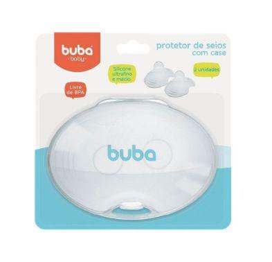 Buba Baby Protetor De Mamilo Silicone 09725 Cor Transparente