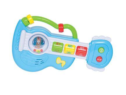 Buba Baby Brinquedo 5834 Cor Guitarra
