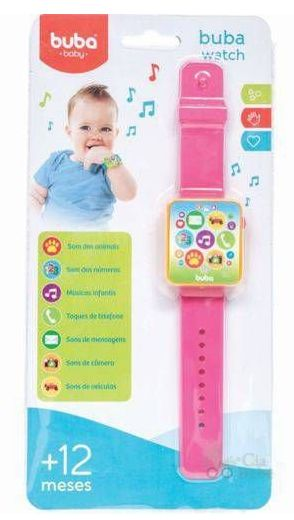 Buba Baby Brinquedo 08552 Cor Colorido