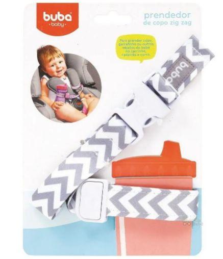 Buba Baby Prendedor De Copo 74838485 Cor Colorido