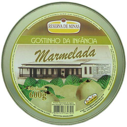 Marmelada 600g