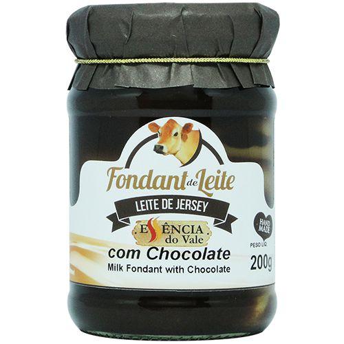 Fondant de Leite com Chocolate | 200g