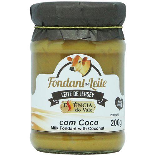 Fondant de Leite com Coco | 200g