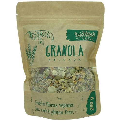 Granola Salgada Integrais da Serra 250g