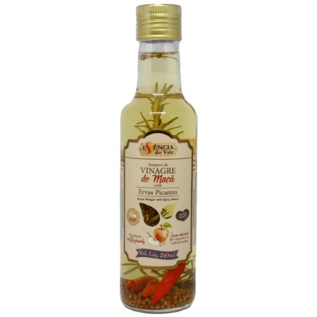 Vinagre Aromatizado com Ervas Picantes 240ml