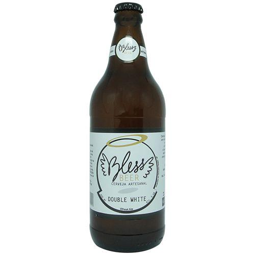 Cerveja Artesanal Bless Double White 600ml
