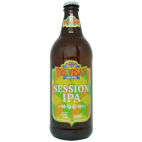 Cerveja Artesanal Trevisan Session IPA | 600ml