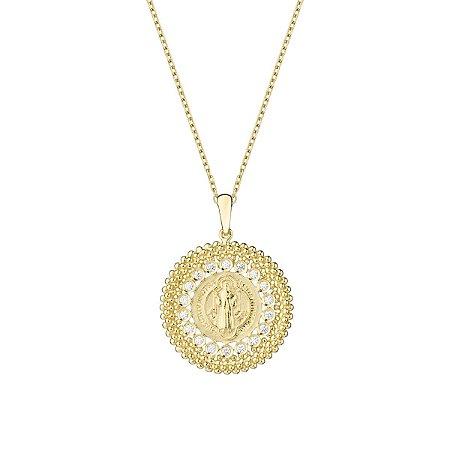 Medalha São Bento Canuvon E Espuma