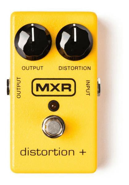 PEDAL DUNLOP M-104 MXR DISTORTION PLUS  93170