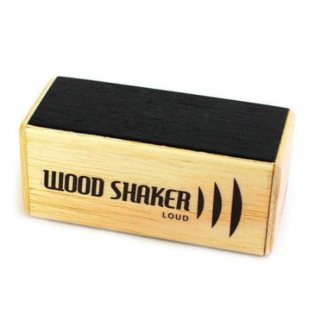 WOOD SHAKER CAJON PERCUSSION 135962