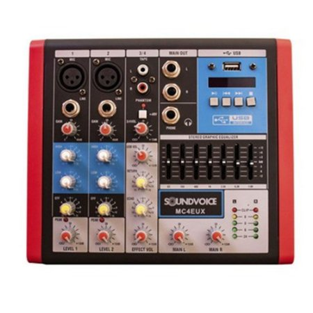 MESA SOUNDVOICE MC-4 EUX  133731
