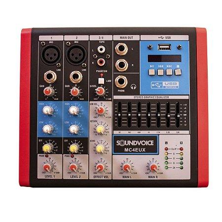 Mesa Soundvoice MC4 EUX