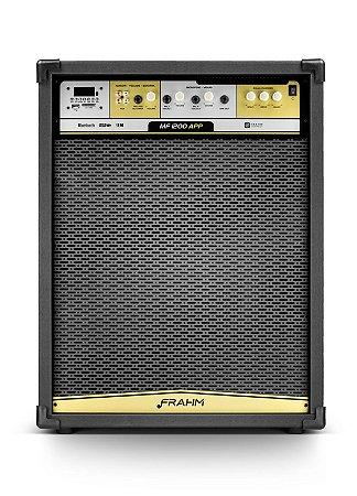 Caixa Amplificada Frahm MF 1200 APP