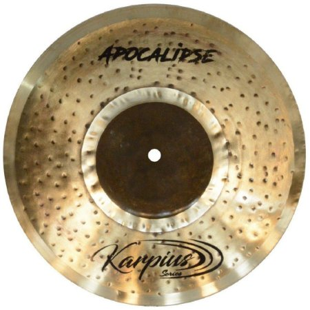 "PRATO KARPIUS B20 CRASH RIDE 19"" APOCALIPSE"