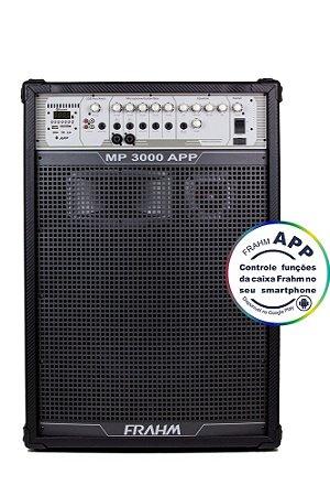 Caixa Amplificada Frahm MP3000 App