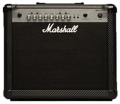 Caixa Marshall p/ Guitarra MG30 CFX