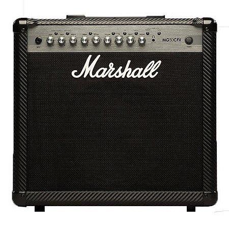 Caixa Marshall p/ Guitarra MG50 CFX