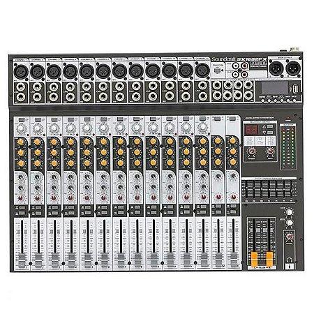 MESA SOUNDCRAFT SX1602FX USB
