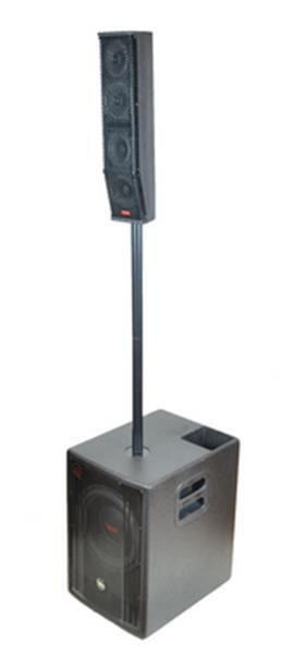 COLUNA LEACS SYSPK 1000W PASSIVA SYSTEM PACK-1000-146746