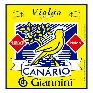 ENCORD GIANNINI CANARIO NYLON GENWB 91718