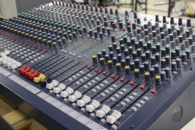 Mesa de som Soundcraft LX10