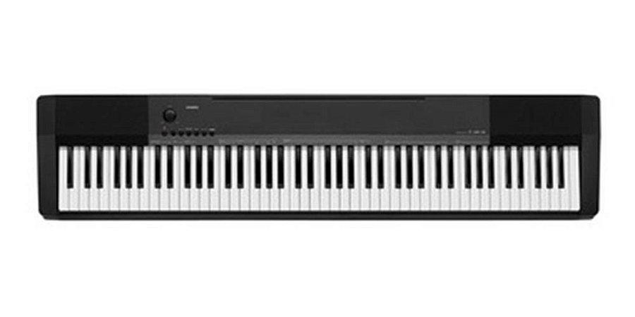 PIANO CASIO STAGE DIGITAL CDP-135 BKC2-BR
