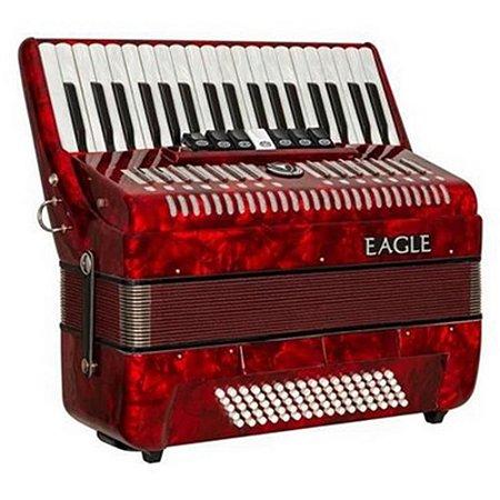 ACORDEON EAGLE 80 BAIXOS EGA-0780 PRD