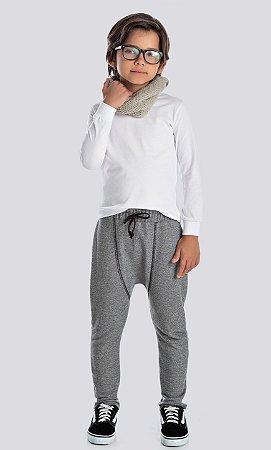 Calça Masculina em Moletinho Saruel (RK4169)