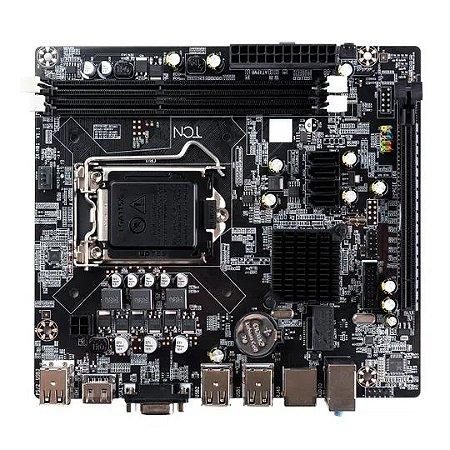 Placa Mãe TCN LGA1150 Chipset Intel H81 DDR3