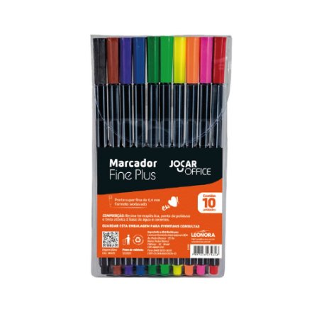 Marcador Fine Plus