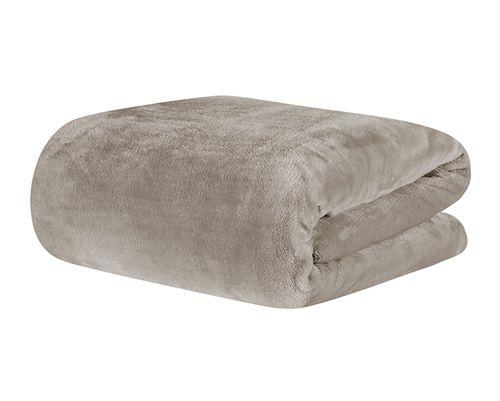 Cobertor Blanket 300 Casal - Castor - Kacyumara