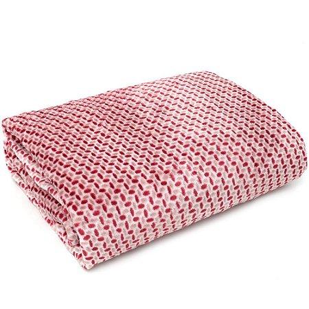 Cobertor Loft Casal  - Camesa - Capsulas Rose
