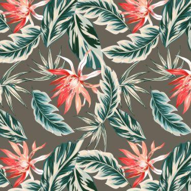 Aquatec 082774 Estampado Floral Cor 460