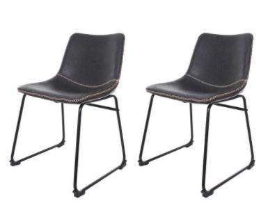 Kit Duas Cadeiras Bruna - Rivatti