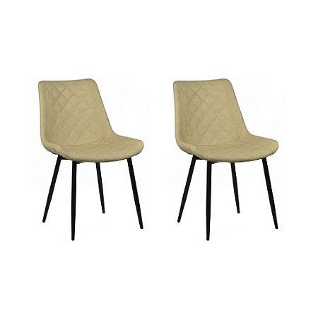 Kit Duas Cadeiras Tabata - Rivatti
