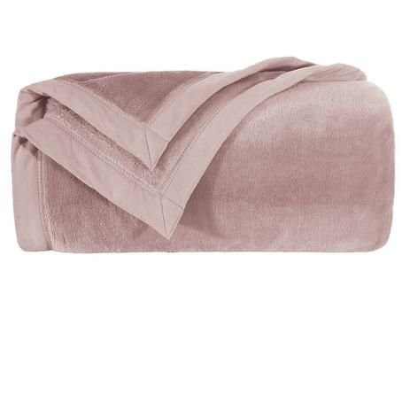Cobertor Blanket 600 Casal - Rose - Kacyumara