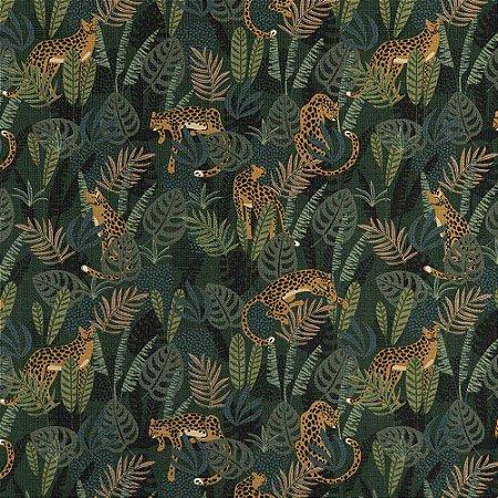 Tecido para Decoração Coleção Essence - Floresta - Karsten