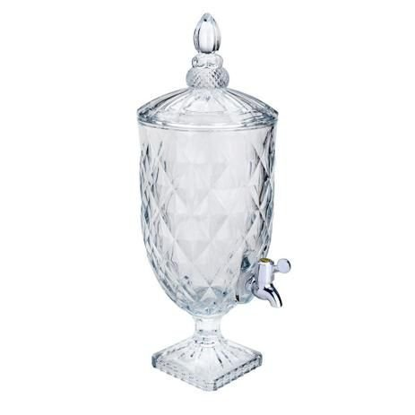 Dispenser Cristal Ecológico Diamond Lyor 5L